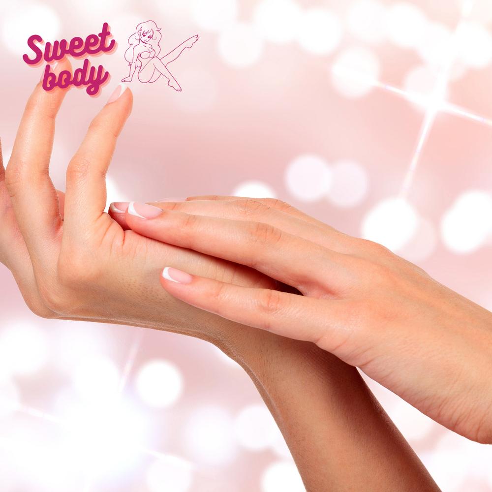 Шугаринг руки до локтя в салоне красоты SWEETBODY Запорожье