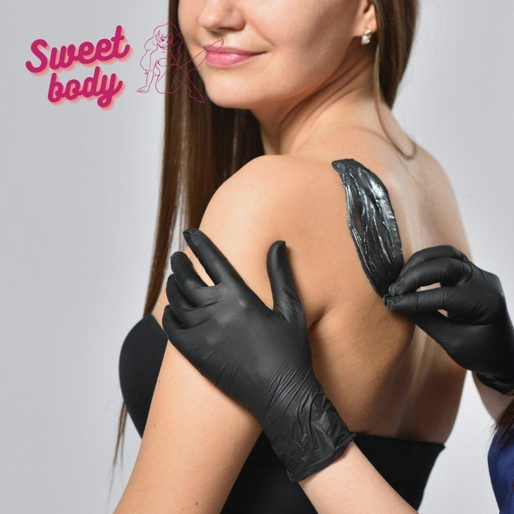 Шугаринг поясница в салоне красоты SWEETBODY Запорожье